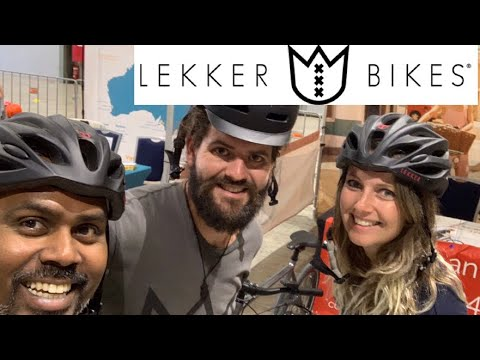 Sydney Electric Vehicle Expo 2019 : Lekker Bikes