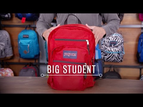 JanSport Pack Review: Big Student Backpack