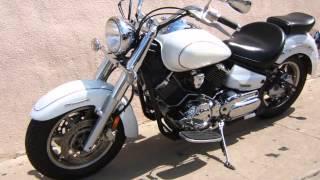 For Sale! Yamaha 2005 XVS1100 V-Star Classic - 6,644 miles! - $3,999 plus T/L/D