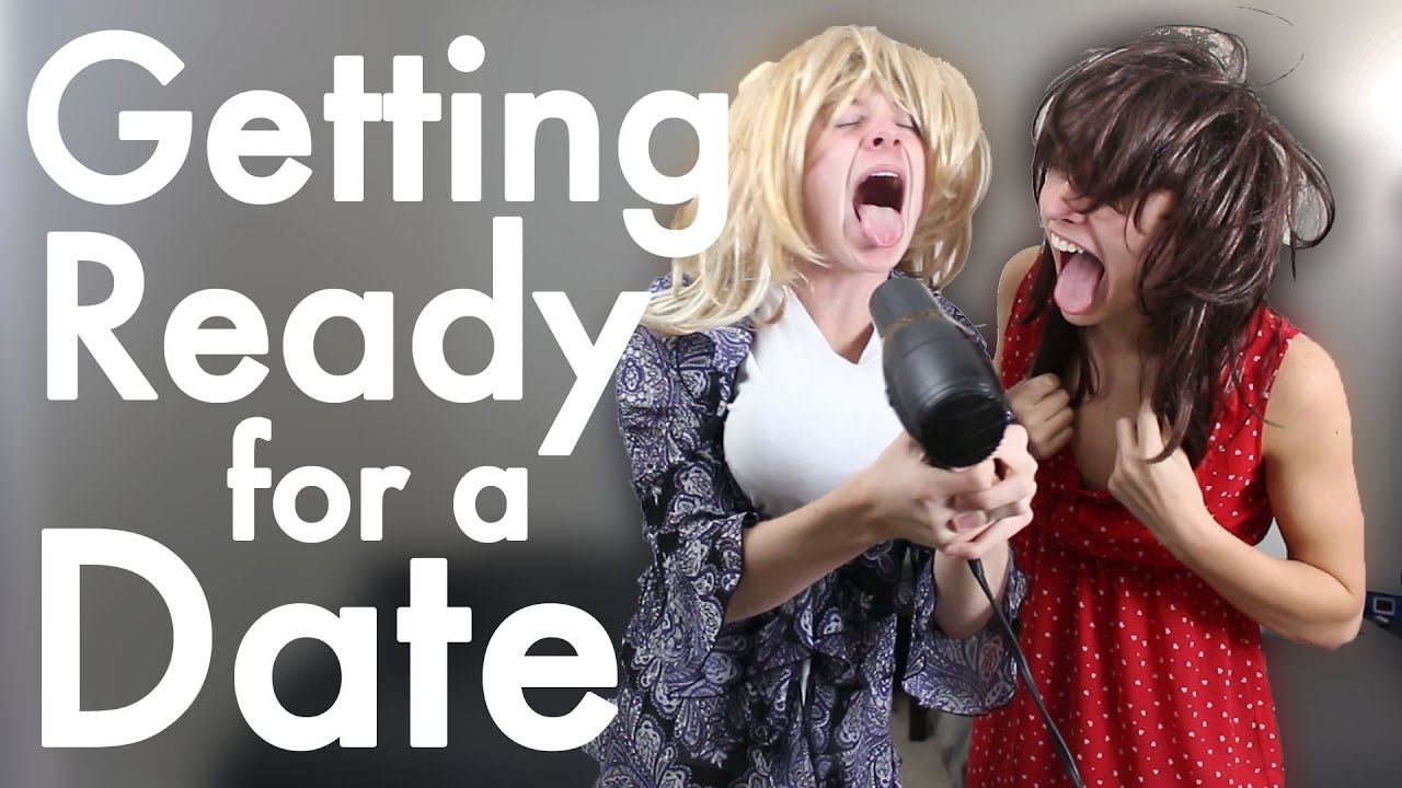Getting Ready For a Date  Samantha  Colleen  YouTube