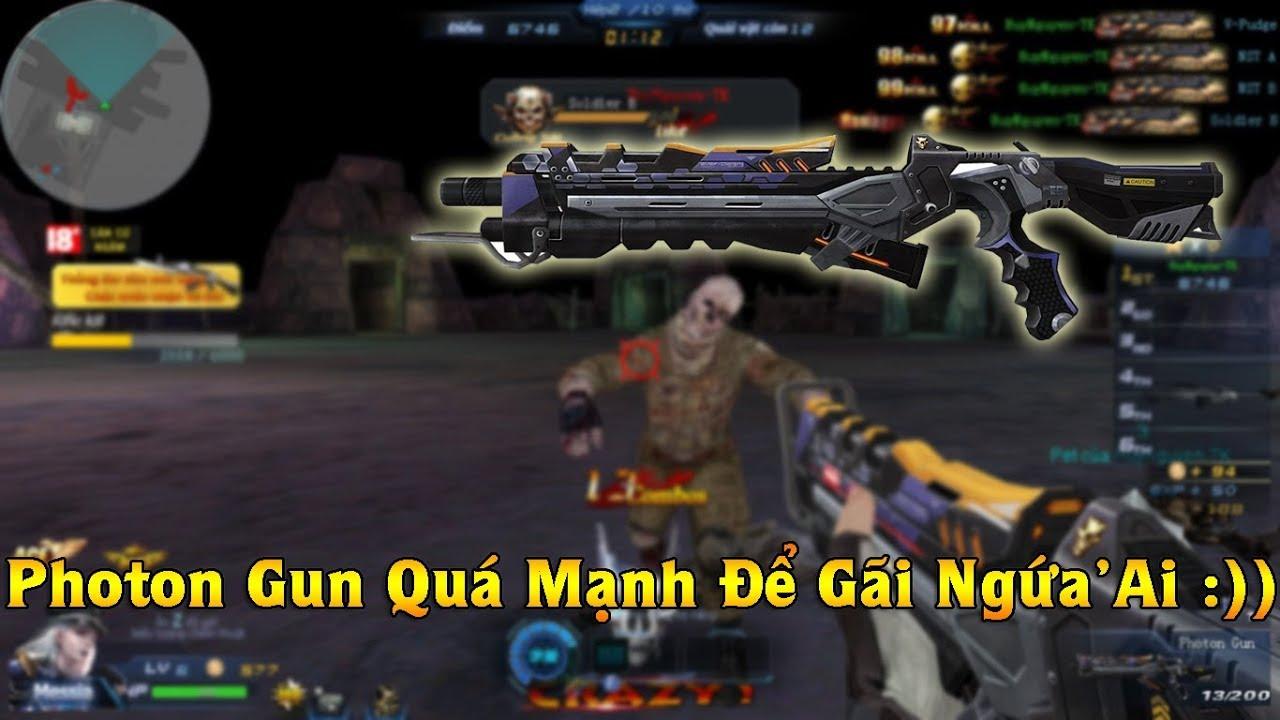 Download ►Truy Kích 2: Photon Gun Quá Mạnh Để Càn Quét Ai =)) ✔