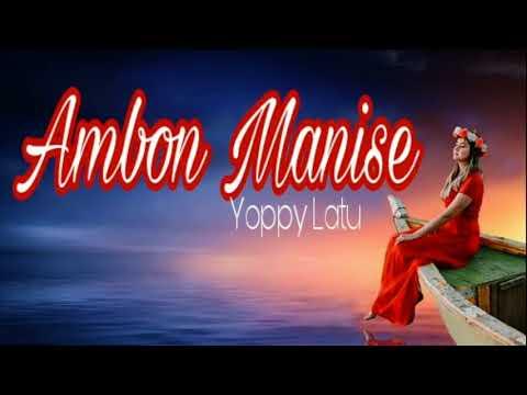 Pelajaran_Musik   LAGU AMBON - AMBON MANISE   Yoppy Latu