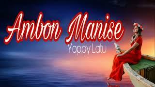 Pelajaran_Musik | LAGU AMBON - AMBON MANISE | Yoppy Latu