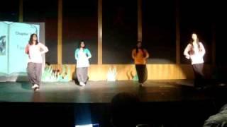 Rutgers BSA Tigerfest 2010- Dhar Dharina fusion dance
