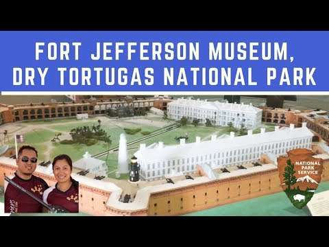 Fort Jefferson Museum (Dry Tortugas National Park)