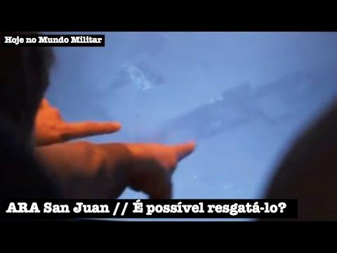 ARA San Juan - É possível resgatá-lo?
