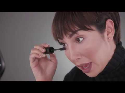 2c5cd28eea8 Jackie Cruz puts the GO BIG OR GO HOME Mascara to the test! - YouTube