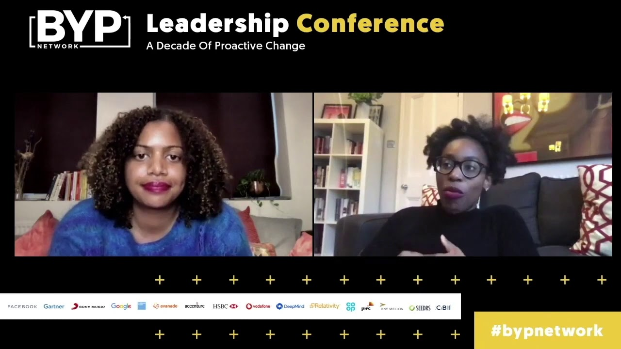 BYP Conference Highlights: Turning Your Trauma into Power