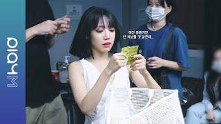(SUB) Apink Mini Diary - 남쥬의 인 마이 백