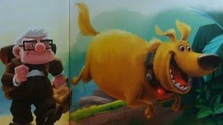 Disney Pixar's Up / Watch Dug / Read Aloud