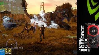 Final Fantasy XV Windows Edition Max Settings 1440P | GTX 1080 Ti | i7 5960X 4.4GHz