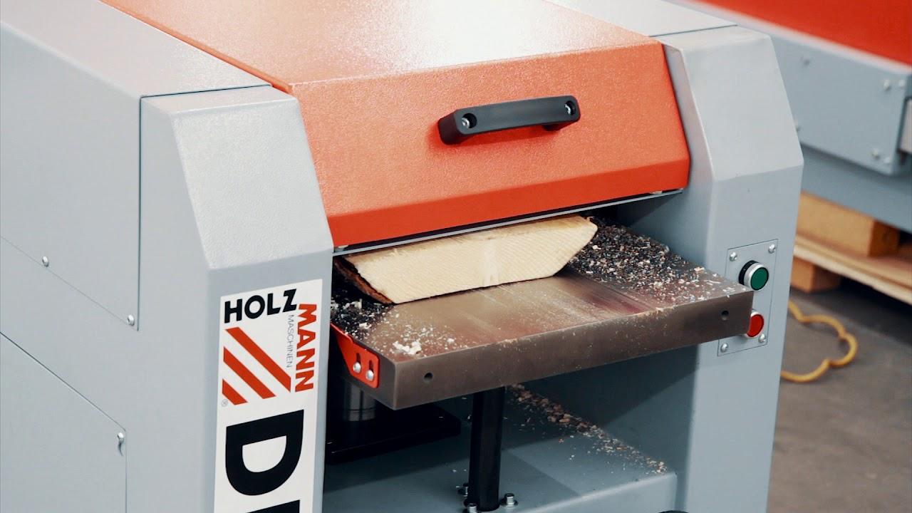 HOB 305 PRO Hobelmaschine Holzmann Hobelmaschine Profi Hobelmaschine 230V 400V Abricht Dickenhobelmaschine Hobel Maschine