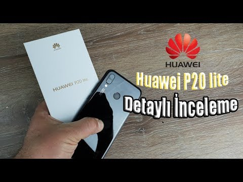 Huawei P20 lite inceleme - En detaylı inceleme...