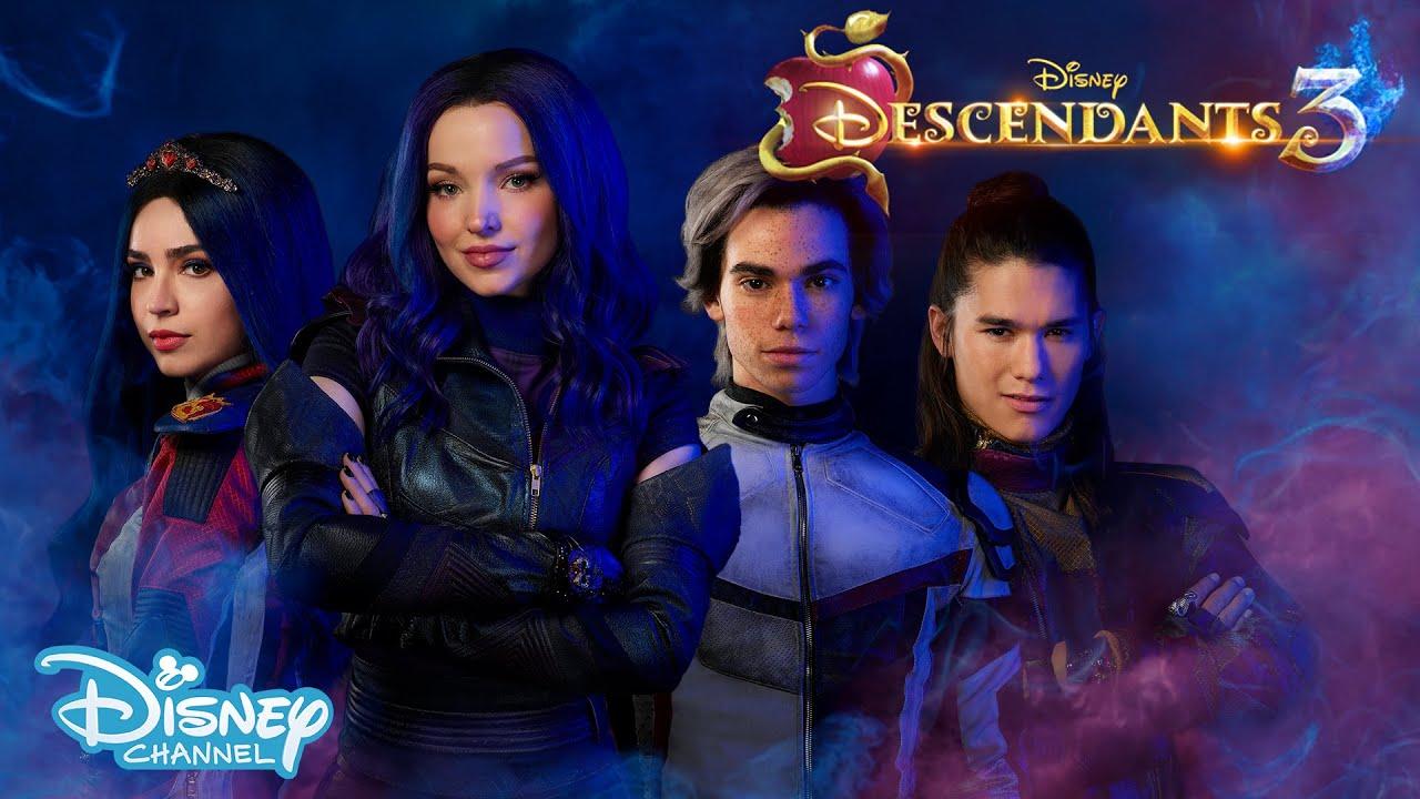 Descendants 3   Black Magic ✨   Disney Channel UK