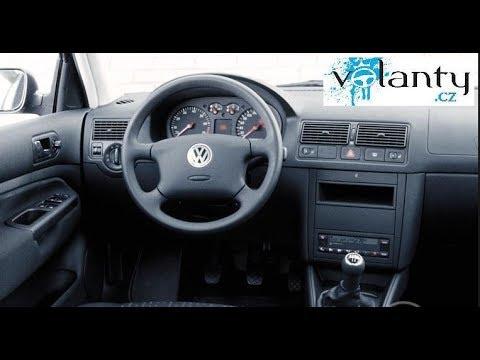 d montage du volant airbag vw golf iv passat b5 octavia 1 superb 1 youtube. Black Bedroom Furniture Sets. Home Design Ideas