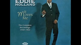 Eddie Holland - (Loneliness Made Me Realize) It
