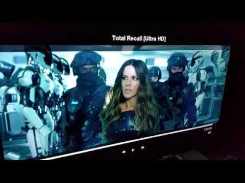 Total Recall 《Ultra HD》Amazon Prime Stream Test