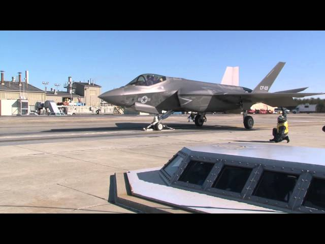The F35 and MoD Credibility - Think Defence