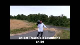 Hindenburgbrücke Bingen-Rüdesheim: Zulaufstrecke