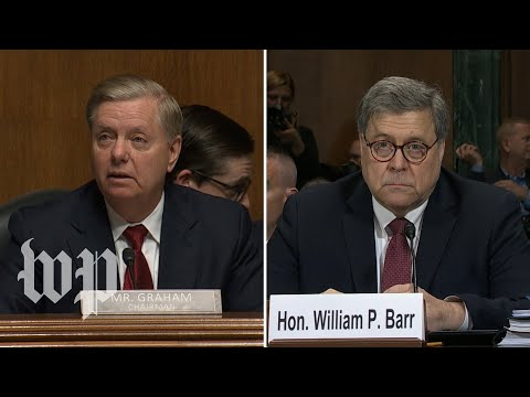 Watch: Attorney General William Barr testifies before the Senate Judiciary Committee
