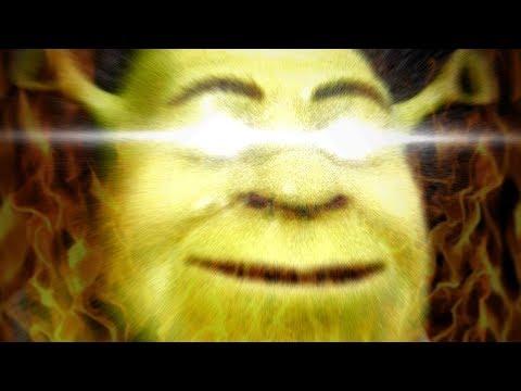 Scp Shrek Gmod Meme Run Youtube