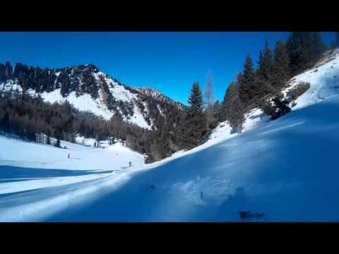 Canale tomba - alpe lusia - tre valli moena
