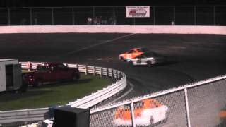 9 7 12 ace speedway ben hanks #46 saturn good close racing part 2.. 15 to go