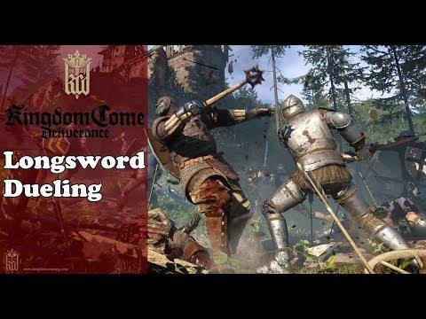 Kingdom Come Deliverance: Longsword Duel