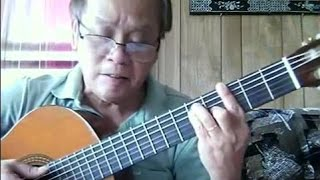 Tháng Sáu Trời Mưa (Hoàng Thanh Tâm - thơ: Nguyên Sa) - Guitar Cover by Hoàng Bảo Tuấn