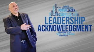 Leadership and Acknowledgment: If You Ask, Make Sure to Listen - Dose of Leadership