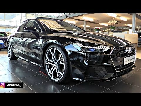 Audi A7 2018 NEW FULL Review Interior Exterior Infotainment