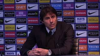 Conte brands Sky pundits 'stupid' after City defeat