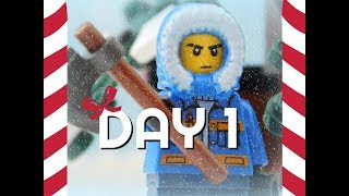 LEGO | Jay's 12 Days of Christmas | Day 1