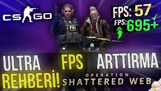 FPS'i UÇURUN! (Csgo Ultra Fps Arttırma Rehberi)