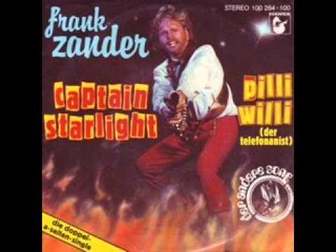 Frank Zander - Captain Starlight