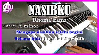 Download NASIBKU - Rhoma Irama - Karaoke Dangdut Korg Pa300