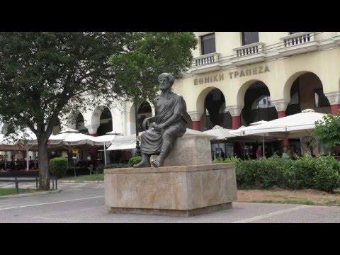 A walk in Thessaloniki / Μια βόλτα στην Θεσσαλονίκη - 06/2015