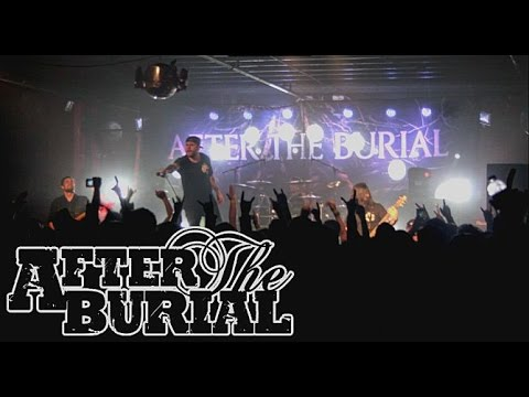 After The Burial - Full Set - Carry The Flame Tour - 03/17/17 - NJ