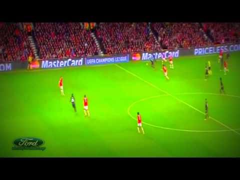 Manchester United vs Olympiakos 2014