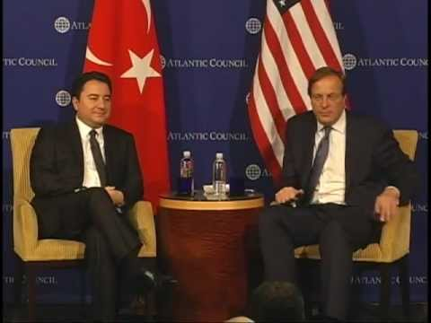 Atlantic Council - Turkey's Perspectives on the G-20 and Global Finance with Ali Babacan Part 2/2