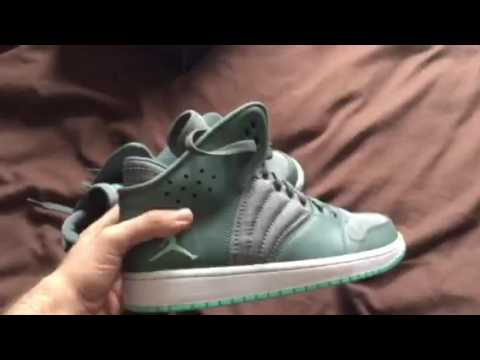 buy popular b5be1 ea7e0 Unboxing/Review: Nike Air Jordan 1 flight 4