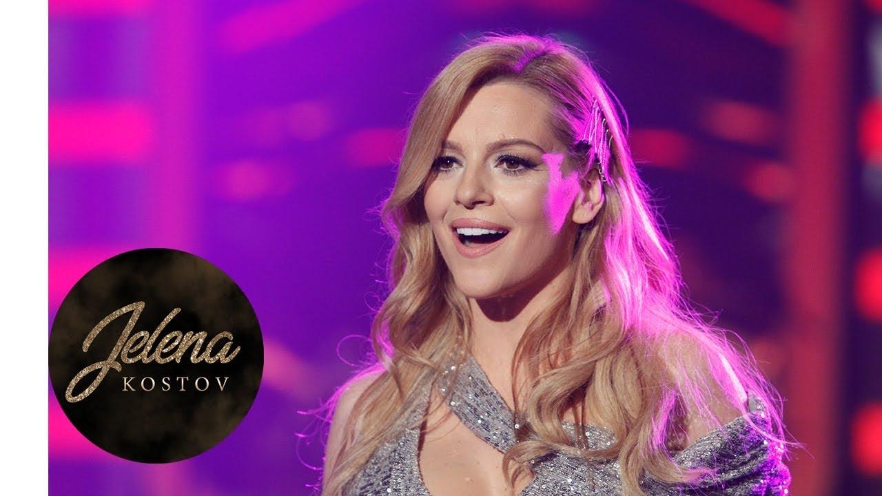Jelena Kostov - Maskarada COVER - Grand koktel - (TvGrand 2019)