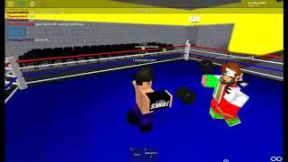 (NEW) Roblox Boxing League: Timmy Orton vs Andrade Si Cools