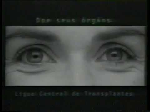 Linda Campanha de Doação de Órgãos veiculada na Tv Manchete em 1995