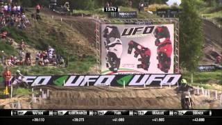EMX250 FULL RACE - Round of Finland 2013 - Motocross