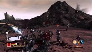 Dragon Age 2 - Demo gameplay Xbox 360 en español (1/2)