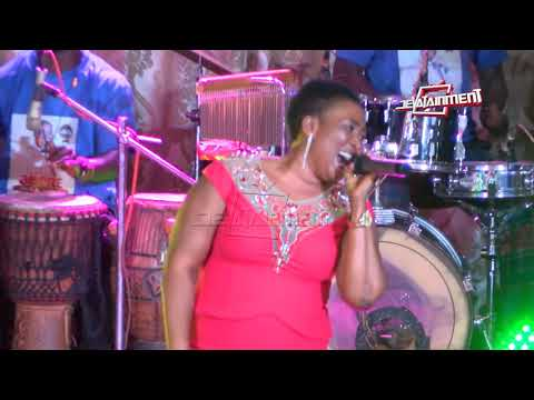 Grace Ashy wonderful praises @ Jack Alolome album launch