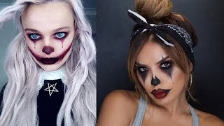 Top Halloween Makeup Tutorials Compilation | Scary Special Effects - How to Make up Halloween #7