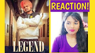 South Indian Reacts to LEGEND Sidhu Moose Wala Latest Punjabi songs 2019 Review & Discussion