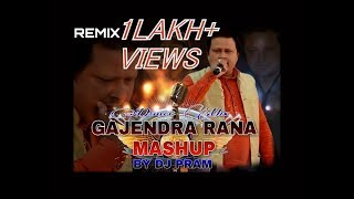 Gajendra rana-the rockstar of our garhwal.... listen 7 dance song rana's in only 6:30 min. new style mashup - remix by dj pram list this ...